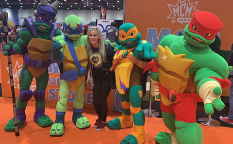Melissa and the Turtles