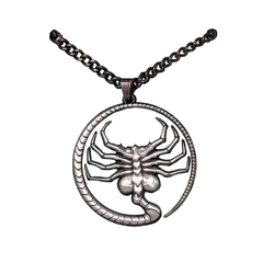 alien, facehuggr, necklace, alien40