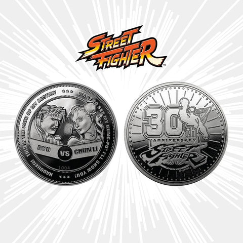 Streetfighter - Coin StreetFighter