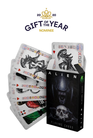 Alien - Playing Cards