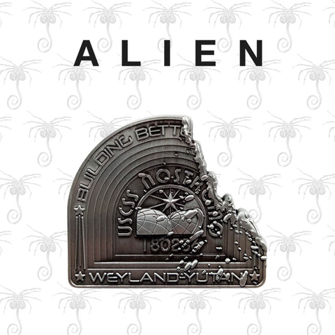 Alien Plaque