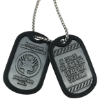 Alien - Dog tags