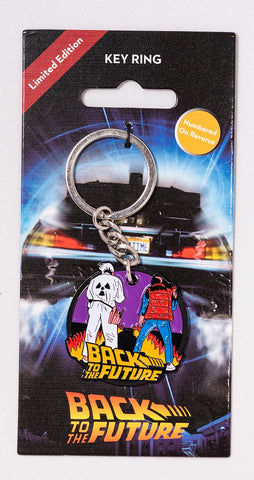 Back to the Future - Limited Edition Keyring