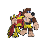 Banjo Kazooie - Limited Edition Large Pin Badge