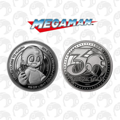 30th Anniversary Megaman Coin