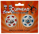 Cuphead - Twin pack of Coins