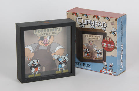 Cuphead money box