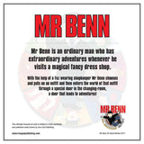 Mr Benn - Shop keeper Mr Benn