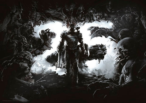 Doom - 25th anniversary Limited Edition Print