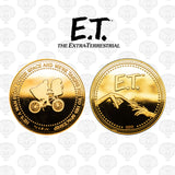E.T limited edition coin