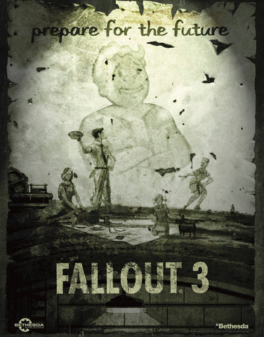 Fallout - Limited Edition Print