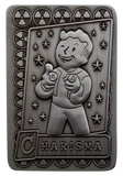Fallout - Limited Edition Replica Perk Card - Charisma