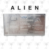 Alien silver ticket