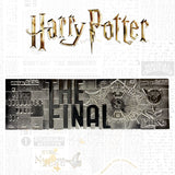 Harry Potter ticket