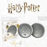 Harry Potter metal drink coasters