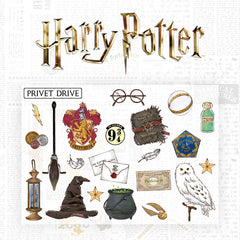 Harry Potter wall decals