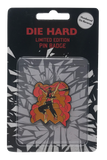 Die Hard - Limited Edition Large Pin Badge
