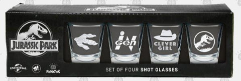 Jurassic Park - Premium Shot Glass set
