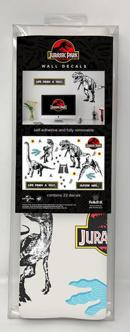 Jurassic Park wall decals stickers gift