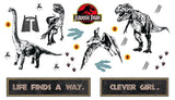 Jurassic Park - Wall Decals