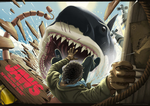 Jaws - Limited Edition Print