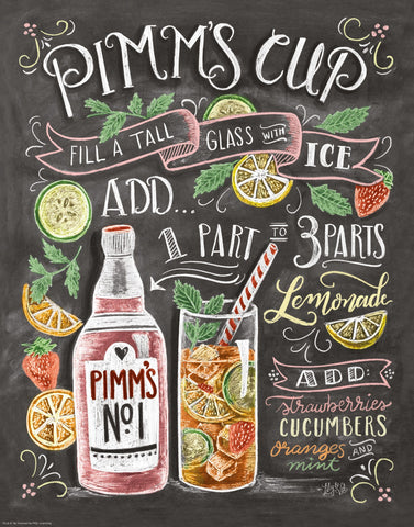 Pimms Cocktail