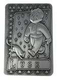 Fallout - Limited Edition Replica Perk Card - Luck