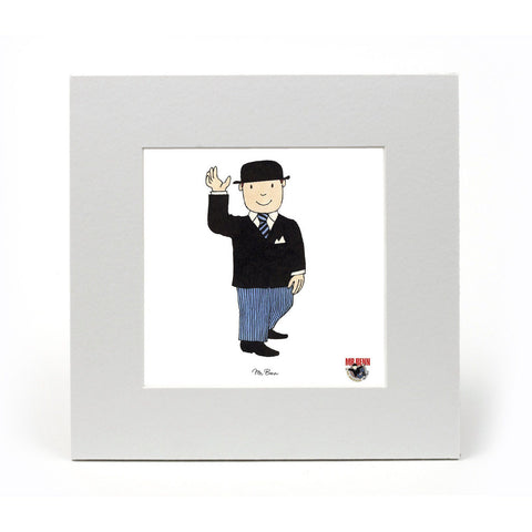 Mr Benn - Waving