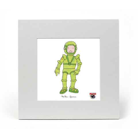 Mr Benn - Spaceman