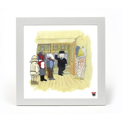 Mr Benn - The Shop Mr Benn