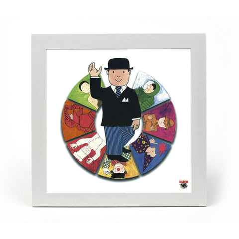 Mr Benn - The Circle