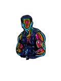 Predator - Limited Edition Large Pin Badge