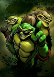 Battletoads - Limited edition art print