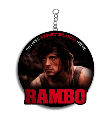 Rambo - Limited Edition Keyring