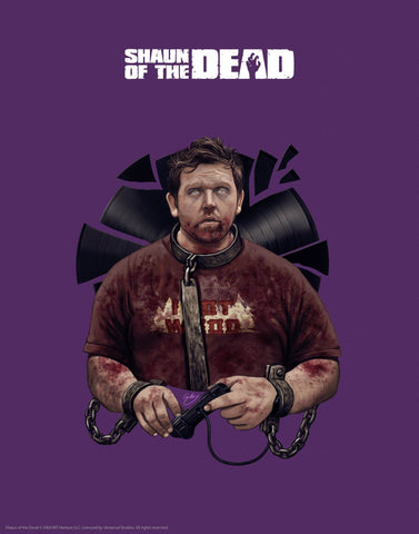 Shaun of the Dead - Nick Frost Shaun of the Dead