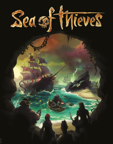 Sea of Thieves - Cave