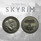 Dragonborn collectible coin