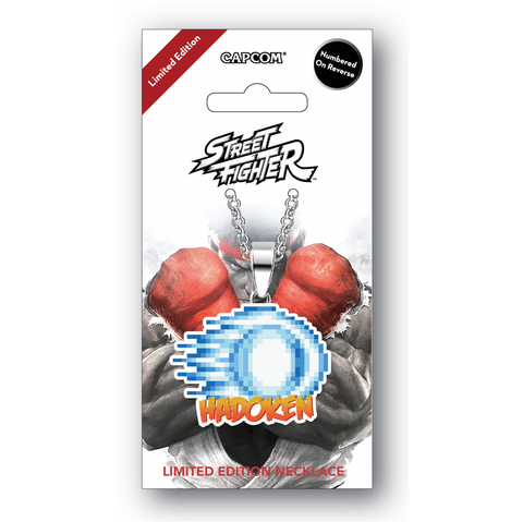 Streetfighter - Limited Edition Necklace