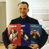 Cornetto Trilogy - Simon Pegg Set