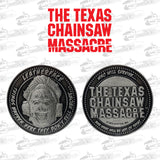 Texas Chainsaw Massacre collectible coin