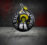 Texas Chainsaw Massacre pin badge