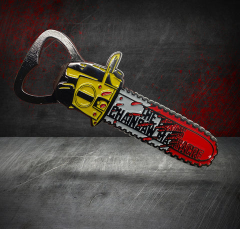 Texas Chainsaw Massacre bottle opener