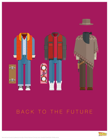 Back to the Future - Costume Back to the Future