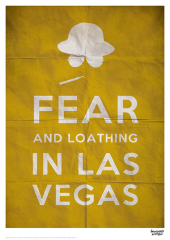 Fear and Loathing in Las Vegas Fear and loathing in Las Vegas