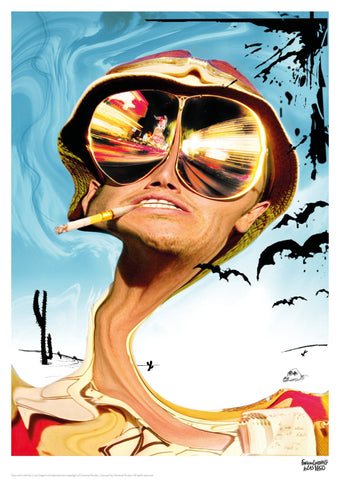 Fear and Loathing in Las Vegas - Weird Fear and loathing in Las Vegas