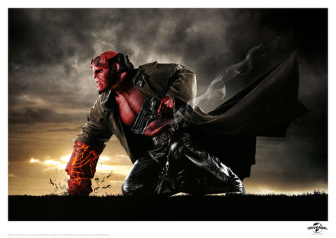 Hellboy - Fist of Doom Hellboy