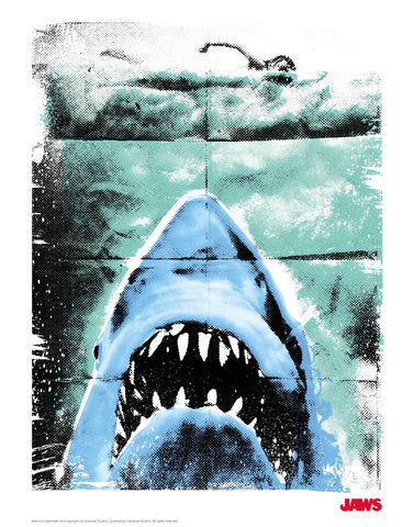 Jaws - Distressed