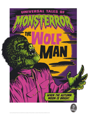 Universal Monsters - Wolfman Universal Monsters