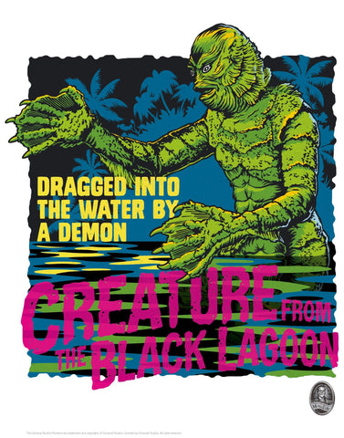 Universal Monsters - Creature from the Black Lagoon Universal Monsters