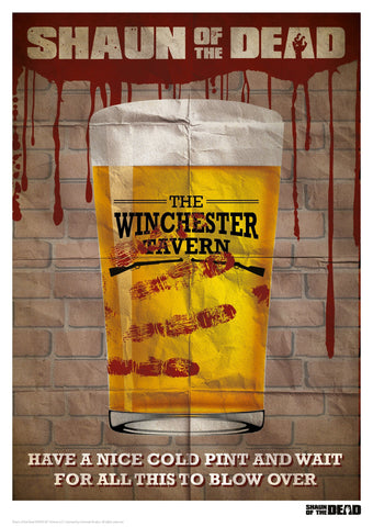 Shaun of the Dead - The Winchester